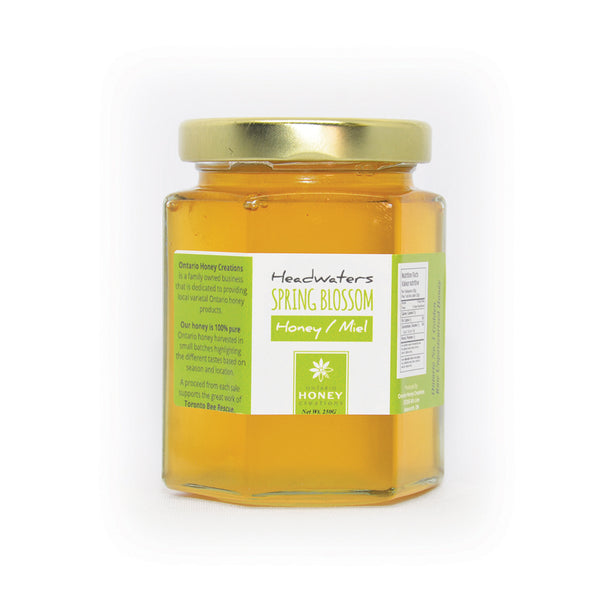 Headwaters Spring Blossom Honey