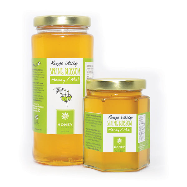 Uxbridge Spring Blossom Honey