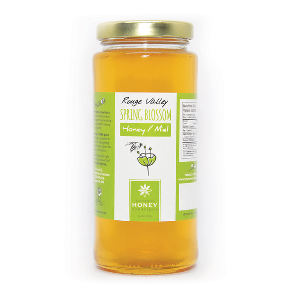 Rouge Valley Spring Blossom Honey
