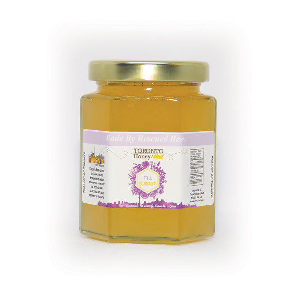 North York Fall Blossom Honey