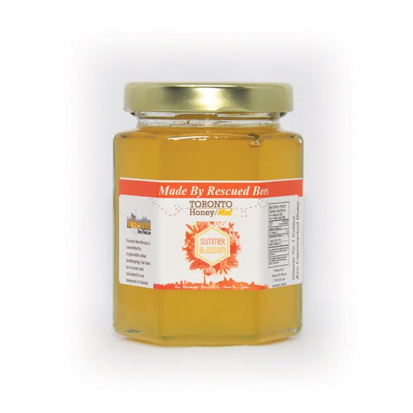 North York Summer Blossom Honey