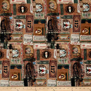 Tim Holtz - Dapper, Cigar Box