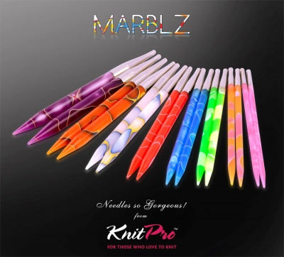 Knitpro - The Marblz Collection