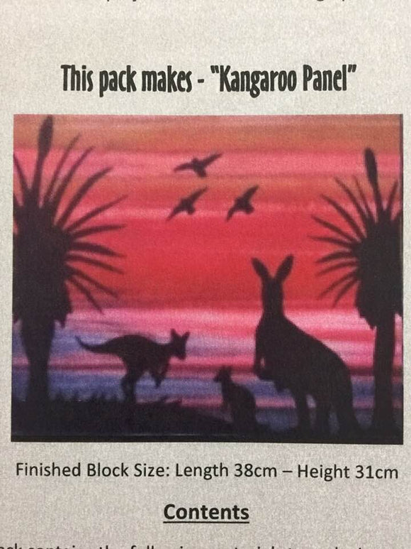 Australian Animal Silhouette Kits