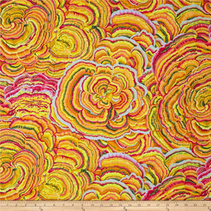 Kaffe Fassett - Tree Fungi, Yellow