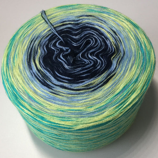 RappelBobbel 4 ply - Unusual