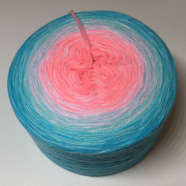 RappelBobbel 4 ply - Cotton Candy (Zuckerwatte)