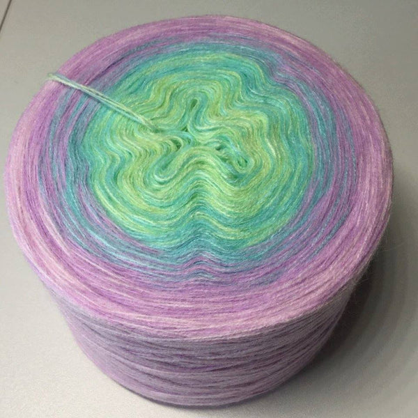 RappelBobbel 4 ply - Candy Crush