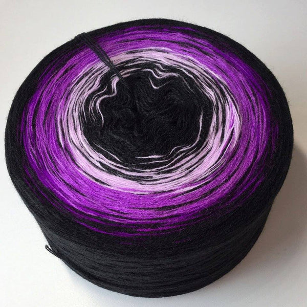 RappelBobbel 4 ply -  Purple Love