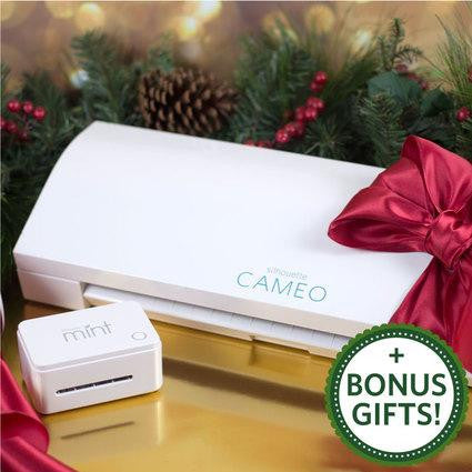 Cameo 3 + Mint Bundle $550.00 Value For $249.99