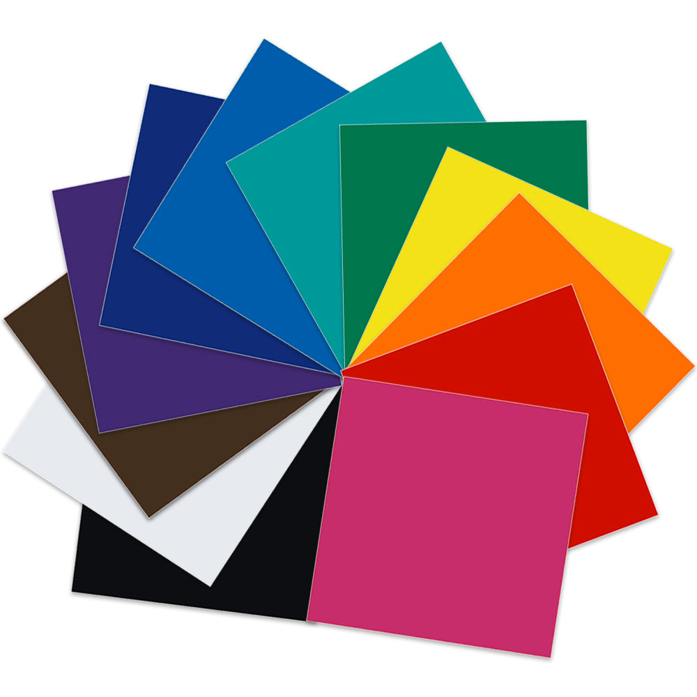 "Oracal 631 Removable Vinyl - 12 Sheets (12"" x 12"")"