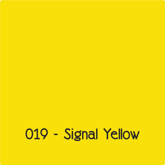 Oracal 631 - Signal Yellow
