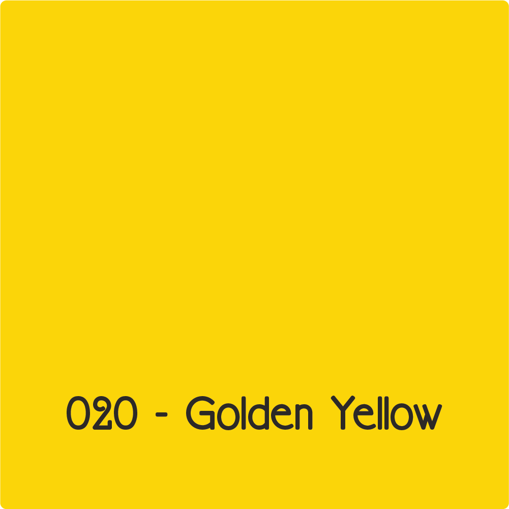 Oracal 631 - Golden Yellow