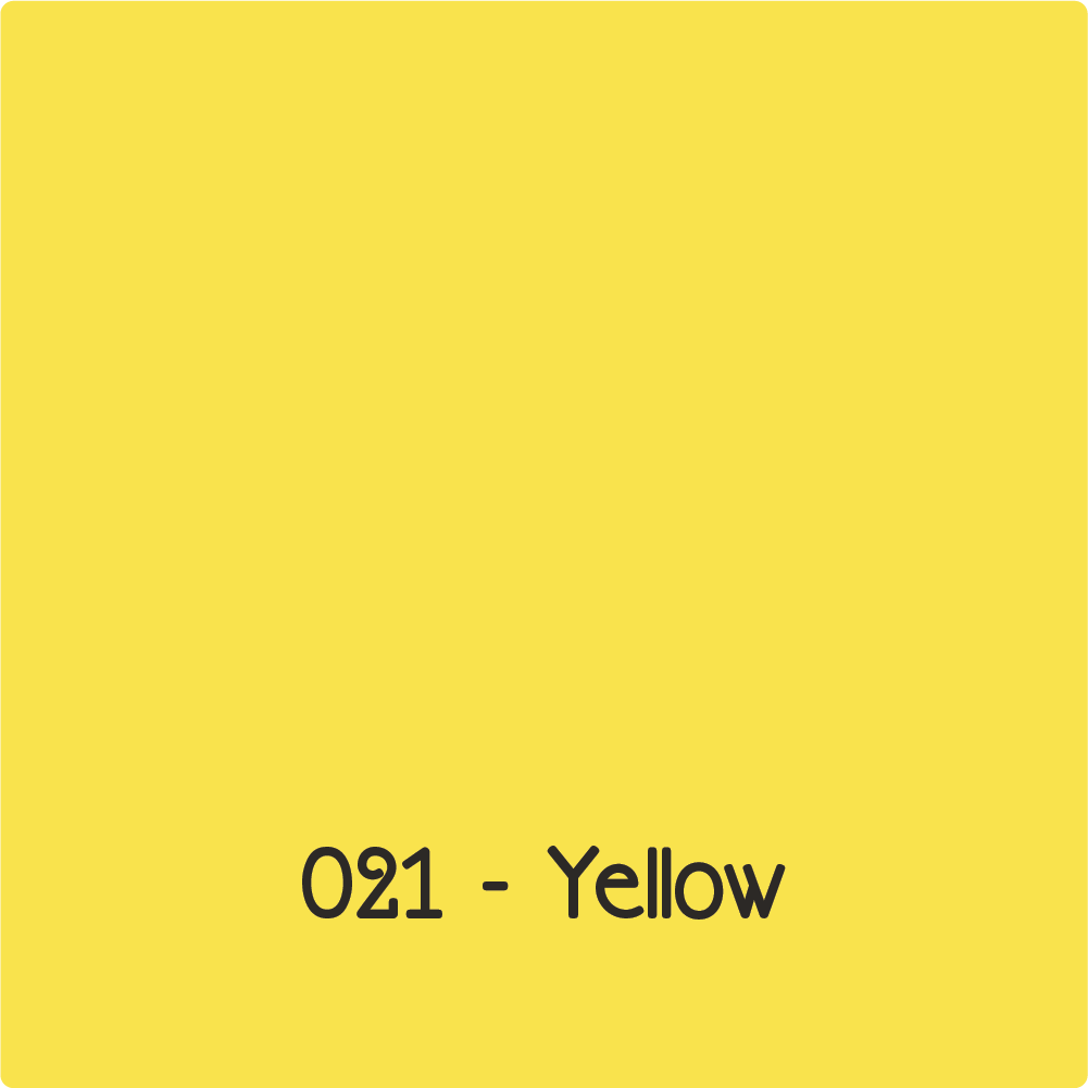 Oracal 631 - Yellow