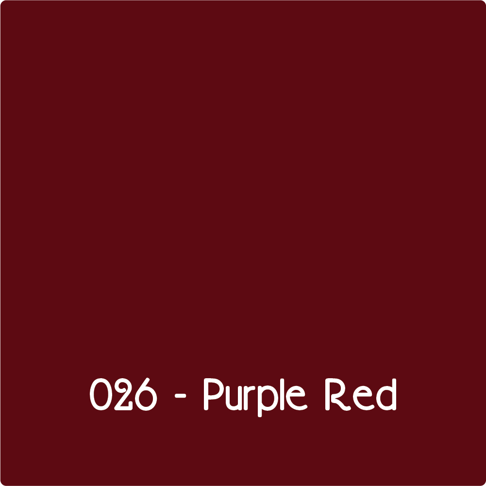 Oracal 631 - Purple Red