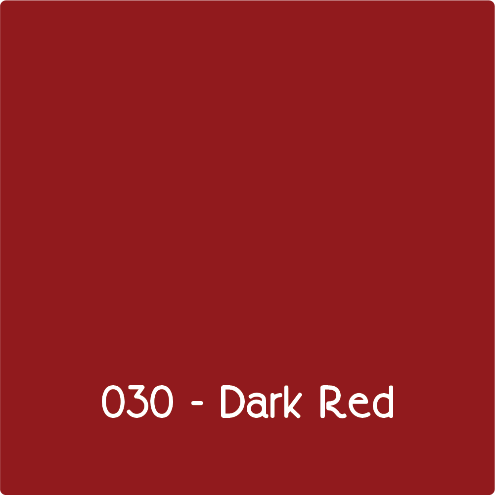 Oracal 631 - Dark Red
