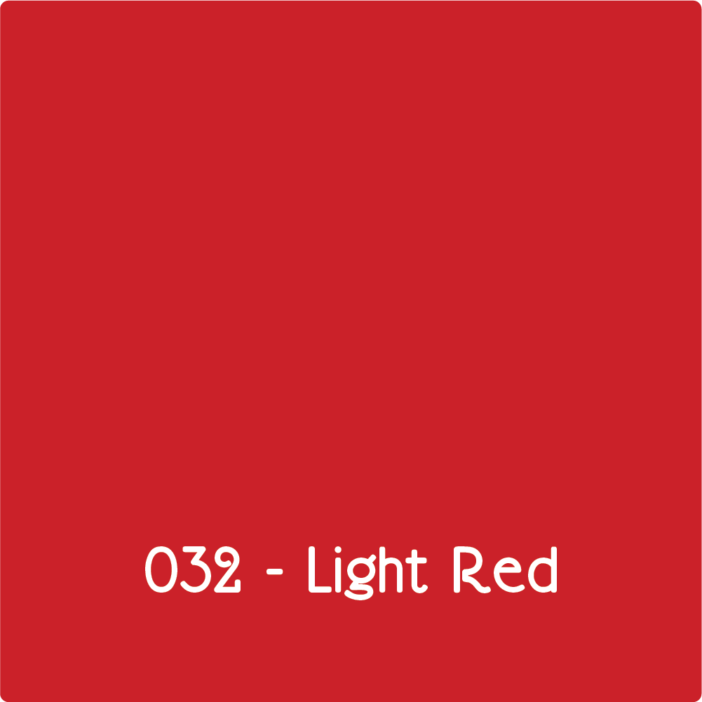 Oracal 631 - Light Red