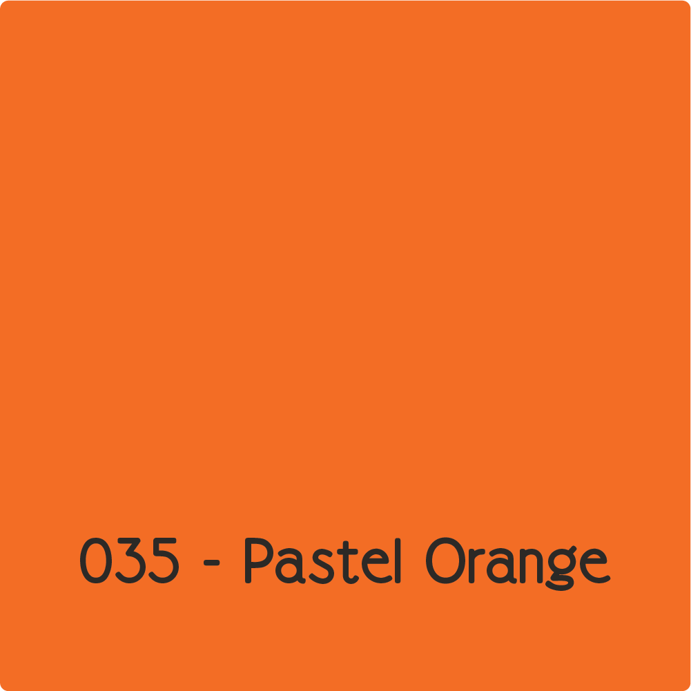 Oracal 631 - Pastel Orange