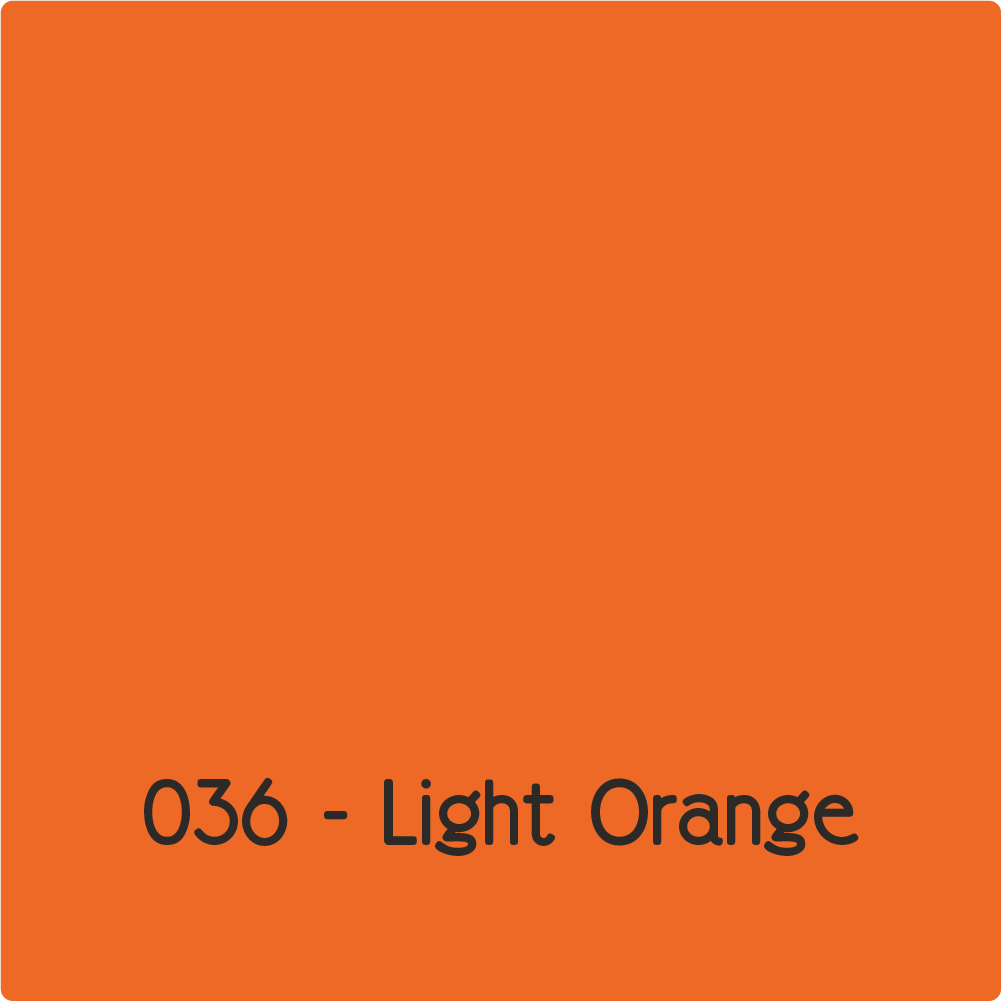 Oracal 631 - Light Orange