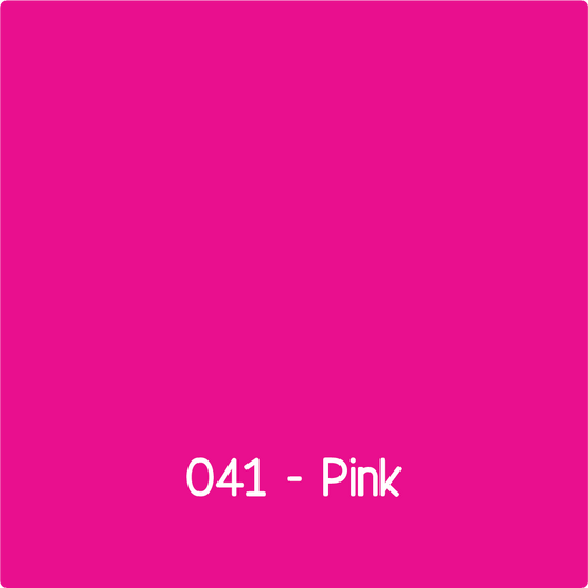 Oracal 631 - Pink