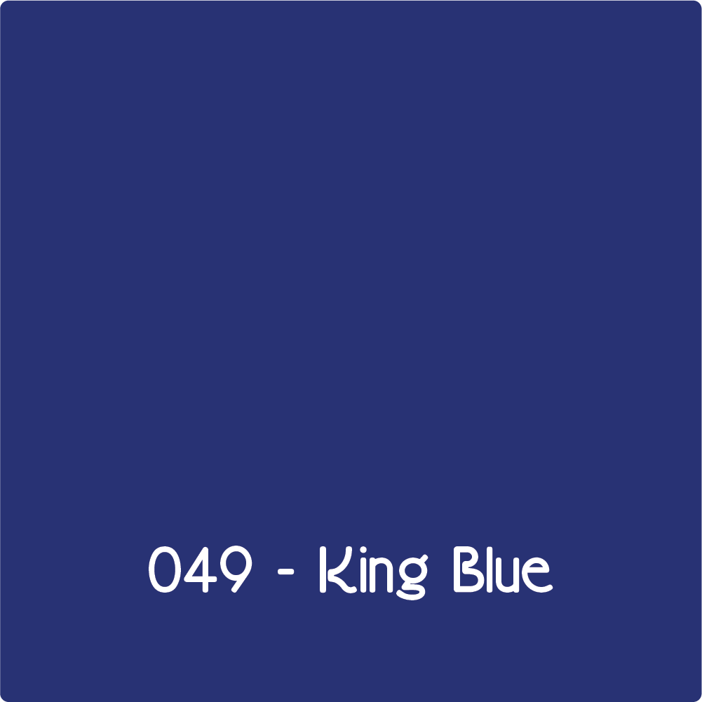 Oracal 631 - King Blue