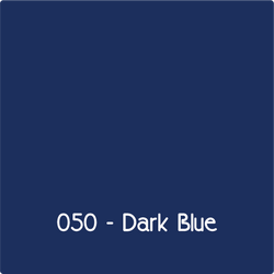 Oracal 631 - Dark Blue