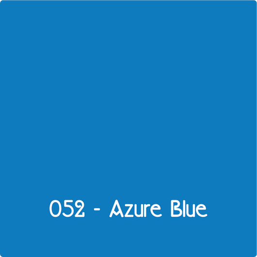 Oracal 631 - Azure Blue
