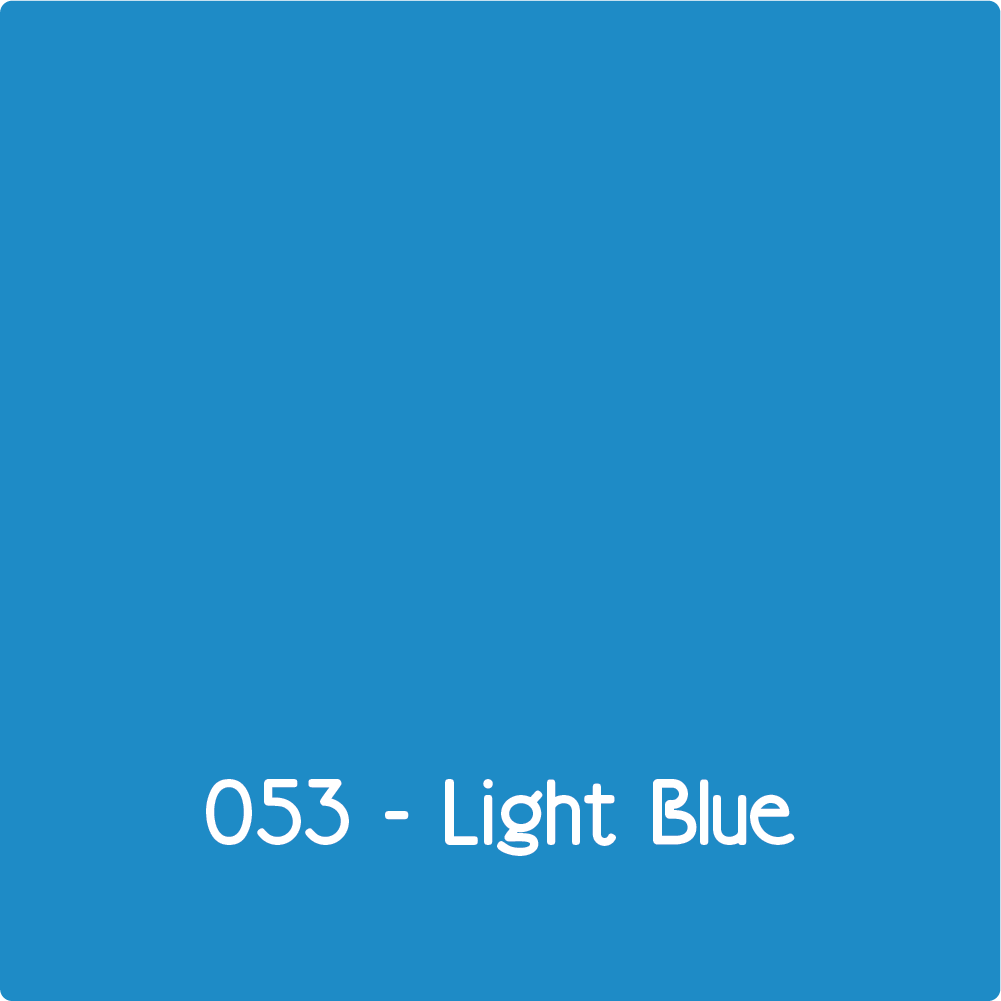 Oracal 631 - Light Blue