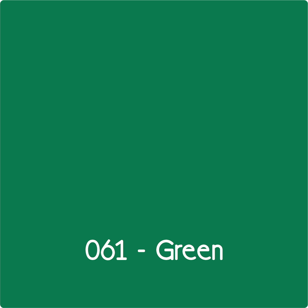 Oracal 631 - Green