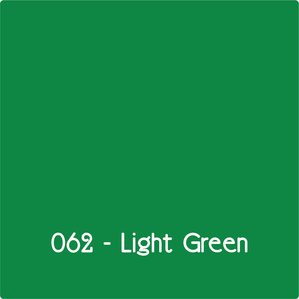 Oracal 631 - Light Green