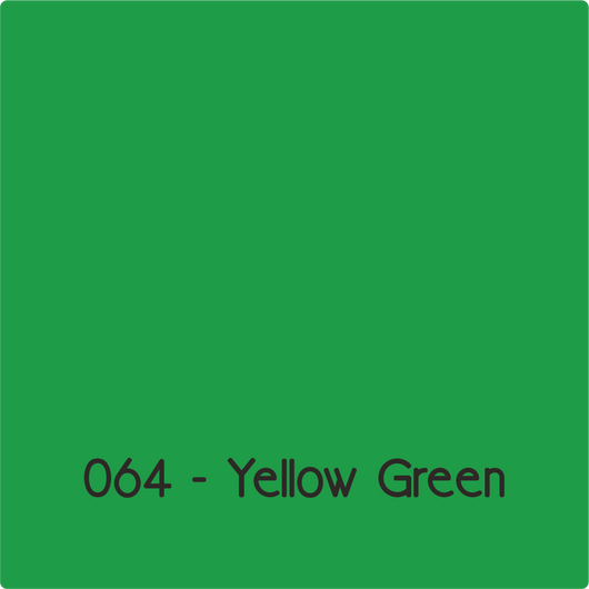 Oracal 631 - Yellow Green
