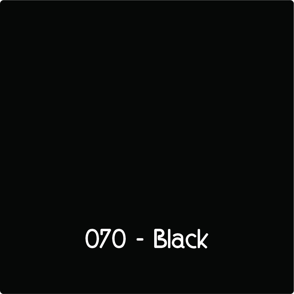 Oracal 631 - Black