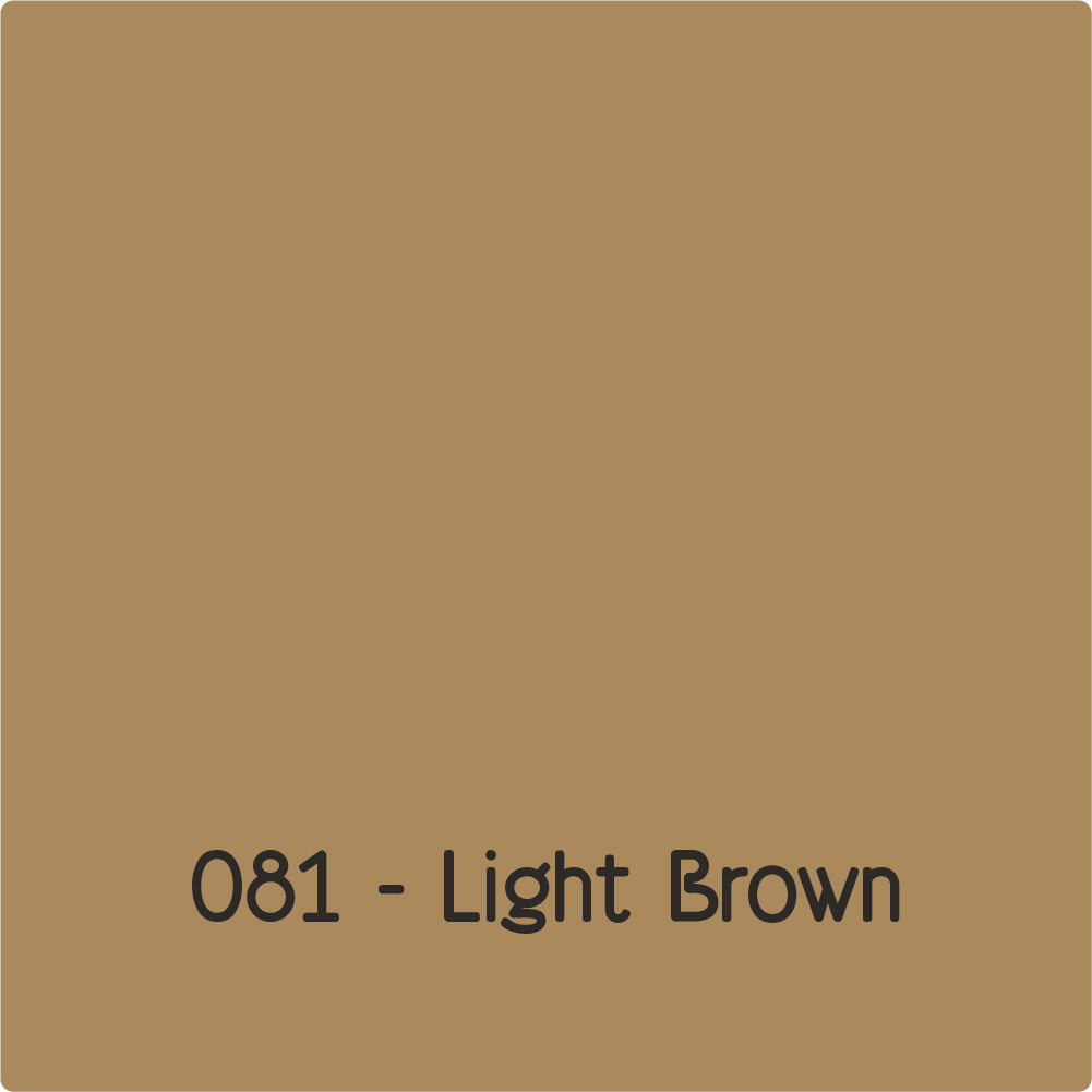 Oracal 631 - Light Brown