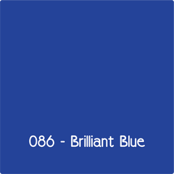 Oracal 631 - Brilliant Blue