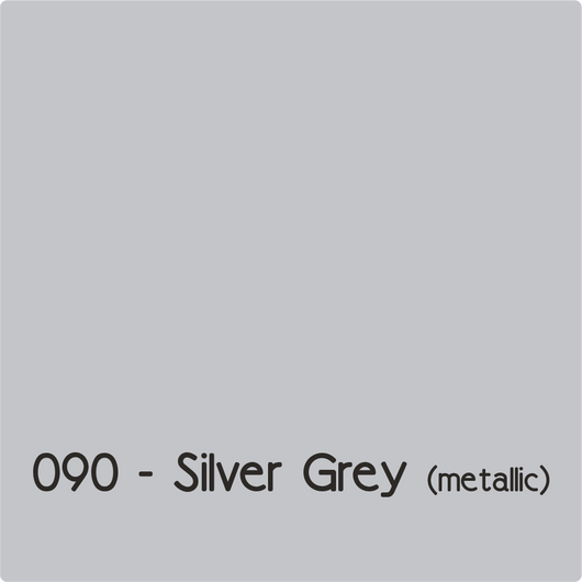 Oracal 631 - Silver Grey (metallic)