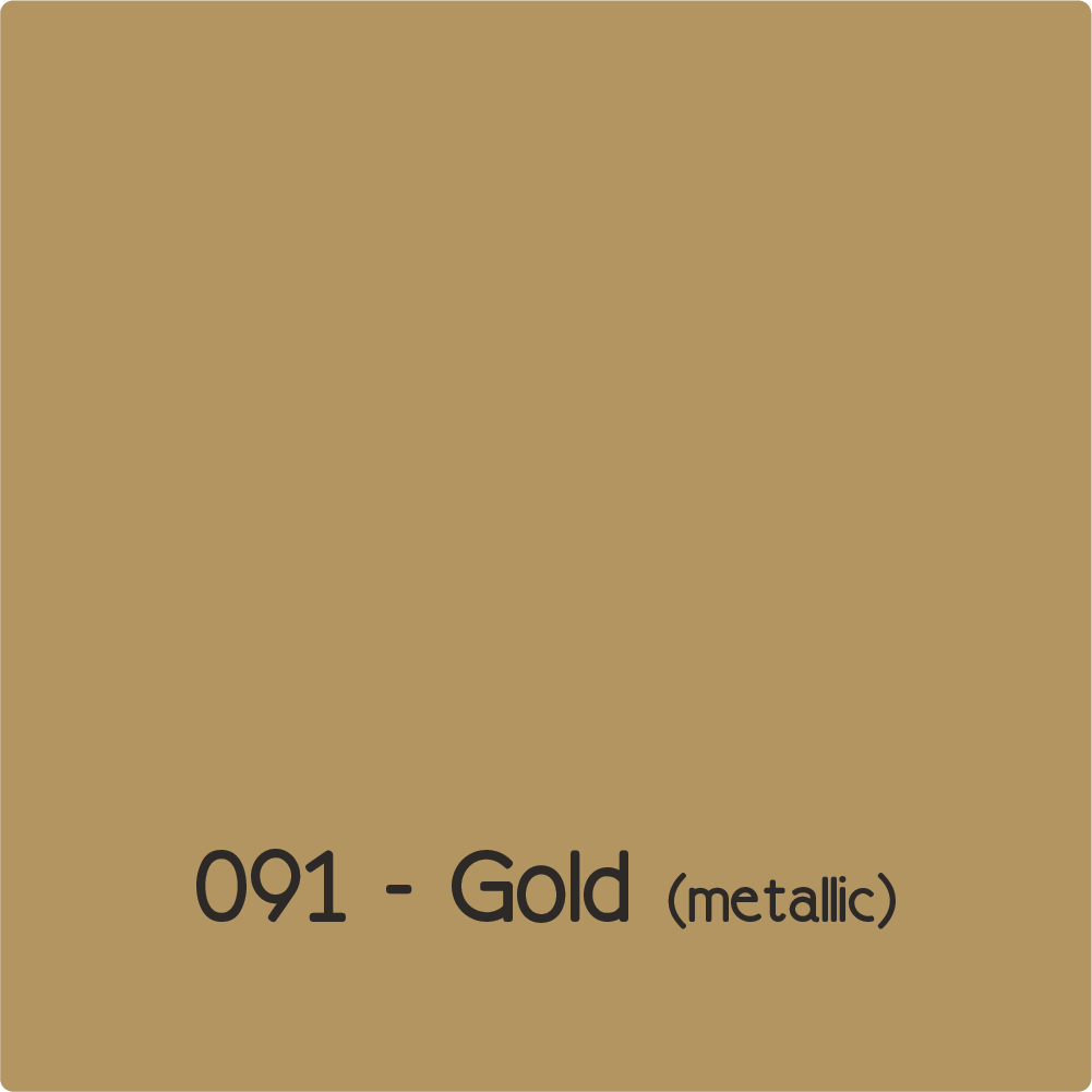 Oracal 631 - Gold (metallic)