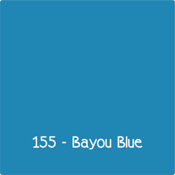 Oracal 631 - Bayou Blue
