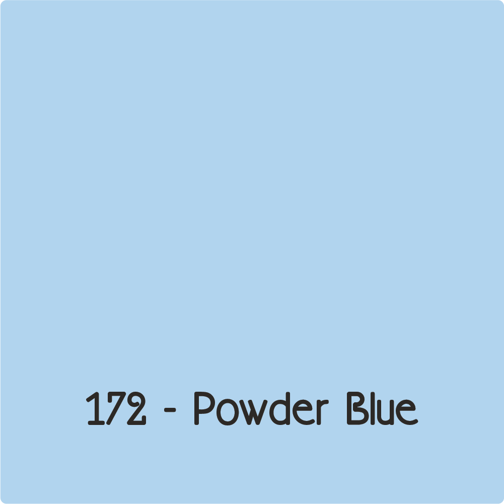Oracal 631 - Powder Blue