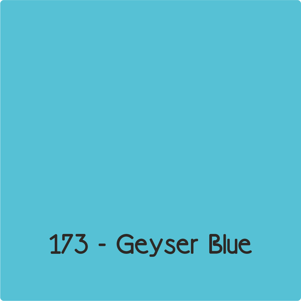 Oracal 631 - Geyser Blue