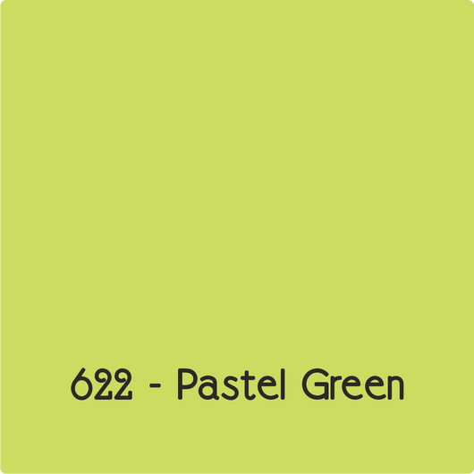 Oracal 631 - Pastel Green