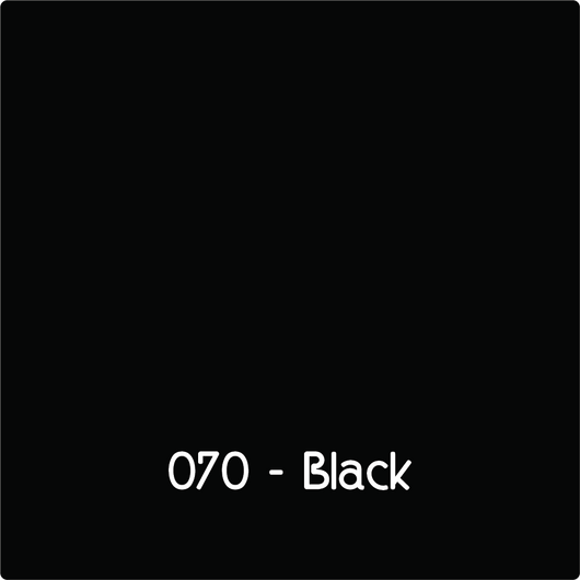 Oracal 651 - Black