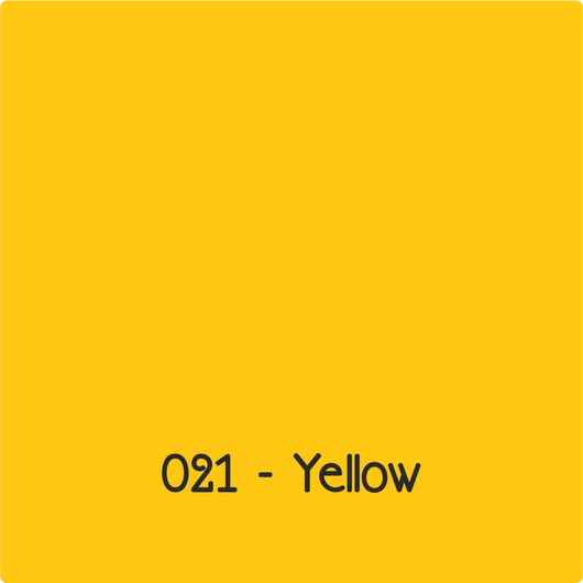 Oracal 651 - Yellow