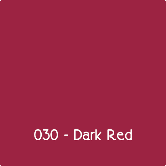 Oracal 651 - Dark Red