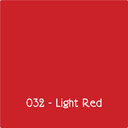 Oracal 651 - Light Red