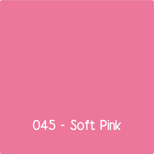 Oracal 651 - Soft Pink