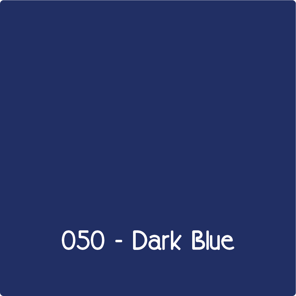 Oracal 651 - Dark Blue