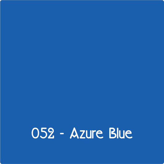 Oracal 651 - Azure Blue