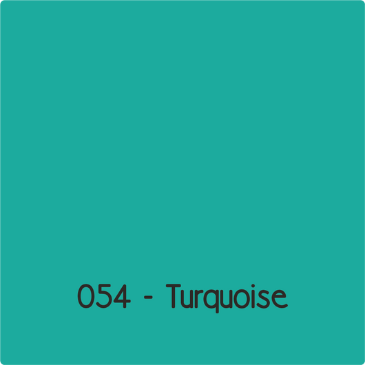 Oracal 651 - Turquoise
