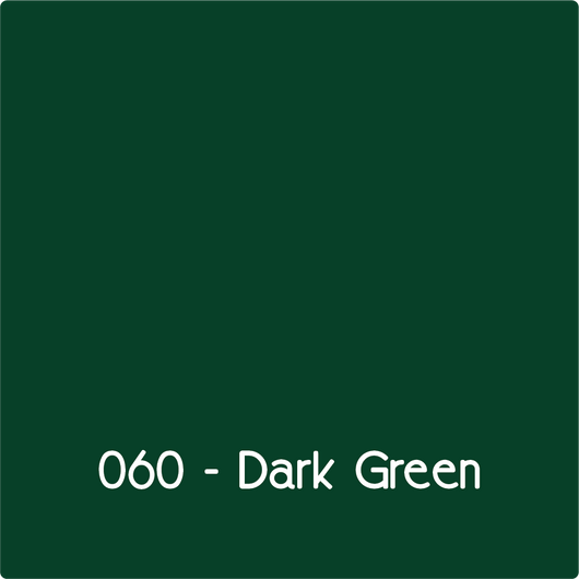 Oracal 651 - Dark Green