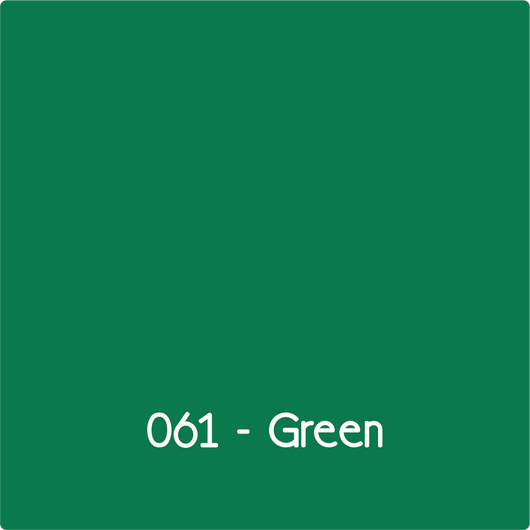 Oracal 651 - Green